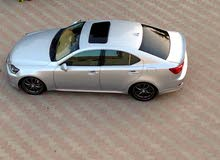 Used condition Lexus IS 2008 with  km mileage