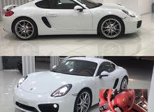 Porsche Cayman 2016 for sale in Manama