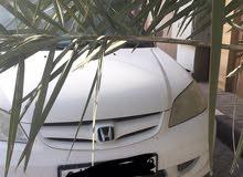 سياره هوندا سيفيك