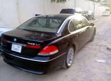 BMW 745 2006 For sale - Black color