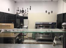 مطعم تجاري في صناعه البيادر