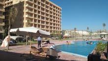 للإيجار بمنتجع بريسا مارينا أمام فندق الماسة للشركات