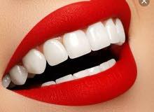 منتج لتبييض الاسنان
