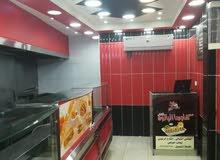 مطعمين شاورما و سناكات و كوكتيل للبيع