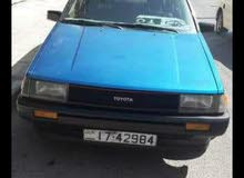 Toyota Corolla 1985 For sale - Blue color
