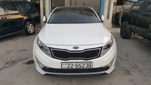 Kia Optima car for sale 2012 in Zarqa city