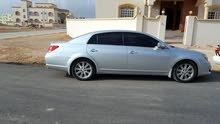 For sale 2006 Silver Avalon