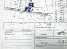 مخطط سكني بولاية عبري .فيه جميع خدمات
