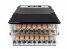 مفقسات بيض موديل حديث 128 بيضة و 192 بيضة