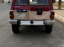 Manual Nissan 1992 for sale - Used - Ar Rass city