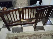 سرير اطفال متعداد الاستخدام كنبه مكتب مزكره