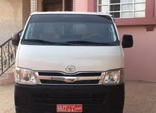 km Toyota Hiace 2013 for sale