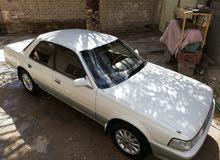 سيارة كرستا كصيف موديل 1991نطيف ومسستم كامل محرك وكير ونجي حدادية 80 ٪تايرات80 ٪