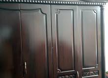 غرفة نوم خشب بحريني فقط ب 100 مع التركيب