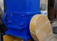 وحدات وخطوط ومعدات وآلات وماكينات إعادة تدوير المخلفات البلاستيكية والكنز مدعومة من المجموعة
