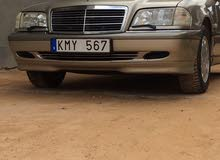 Mercedes Benz C 240 made in 1999 for sale