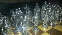 شطرنج برنز تحفة جديد تخفيض مستعجل 290 بدلا من 450