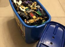 Lego with building table