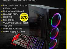 PC Gaming i5 و عرض جديد