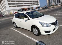 for urgent sale lady used Nissan Tida 2015 gcc