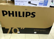 "Philips 70"" smart 4K uhd ultra hd led tv brand new for sell"
