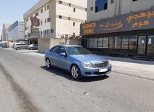 Mercedes Benz C200 /  2011 (Blue)