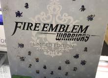 Fire emblem warriors limited edition Nintendo switch