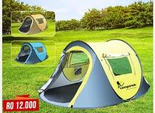 camptrek Pop up Tent 2 person automatic خيمة أوتوماتيكية لشخصين