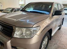 Toyota Land Cruiser G standard 2008
