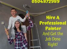 paint plumbring fixing anything u name it we will do it