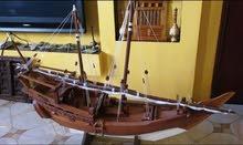 سفن خشبية تقليدية