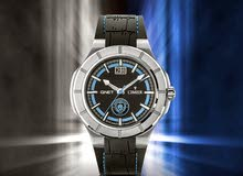 For fans of Swiss watches, follow the club Manchester City