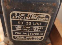 محول كهرباء امريكى . من 220 الى 110