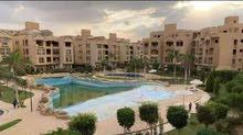 شقة للايجار بكمبوند هايلاند بارك التجمع الخامس القاهرة الجديدة