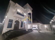 BEAUTIFULL DESIGN VILLA FOR RENT 6 BEDROOM IN RAWDA 1 AJMAN