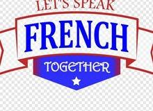 French language tutor