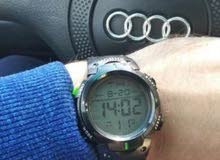 new style digital hand watch