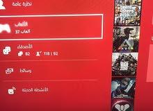 حساب سوني للبيع فيه 37 لعبه فورت نايت وا كود وا دستني 2