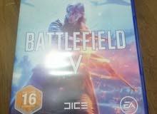 battle field v for 140 not used