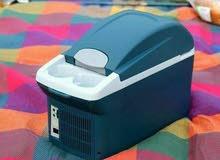 ثلاجة السيارة لتبريد وحفظ الأطعمة بأحجام مختلفة
