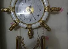 ساعة منزلية مستعملة شوف الوصف