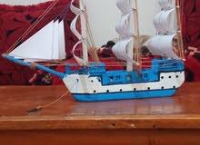 Un mapuette de bateau