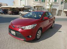VERY GOOD CONDITION TOYOTA YARIS 1.3L 2014