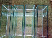 we making all types of aquarium tanks as per your requirment.