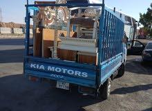 بكم للنقل الأثاث المنازل ونقل البضائع داخل الزرقاء وعمان اضافة عمال تحميل تنزيل
