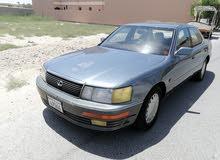 لكزس ls 400 1991 للبيع