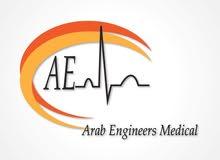 مهندس مبيعات أجهزة طبية