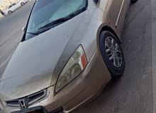 سيارة هوندا أكورد للبيع