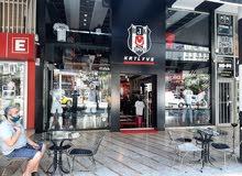 محل تجارى للبيع في أنطاليا تركيا