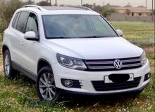 Automatic White Volkswagen 2013 for sale